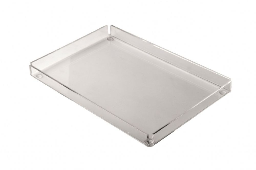 Clear Rectangular Presentation/Amenity Tray